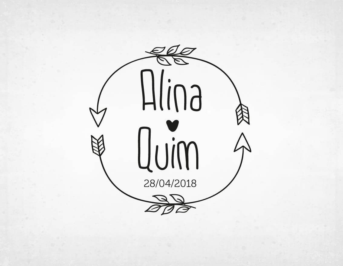 sello-boda-flechas-alina-y-quim