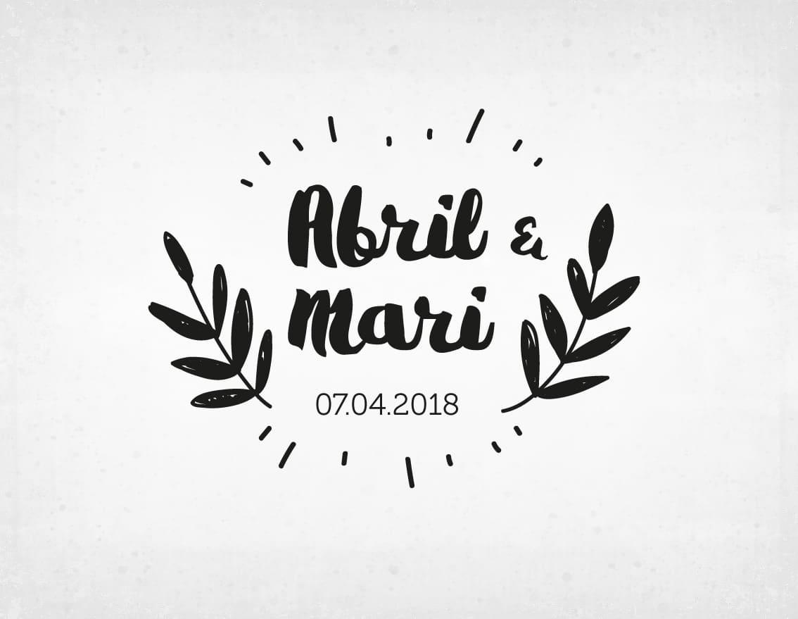 sello-boda-vintage-abril-y-mari