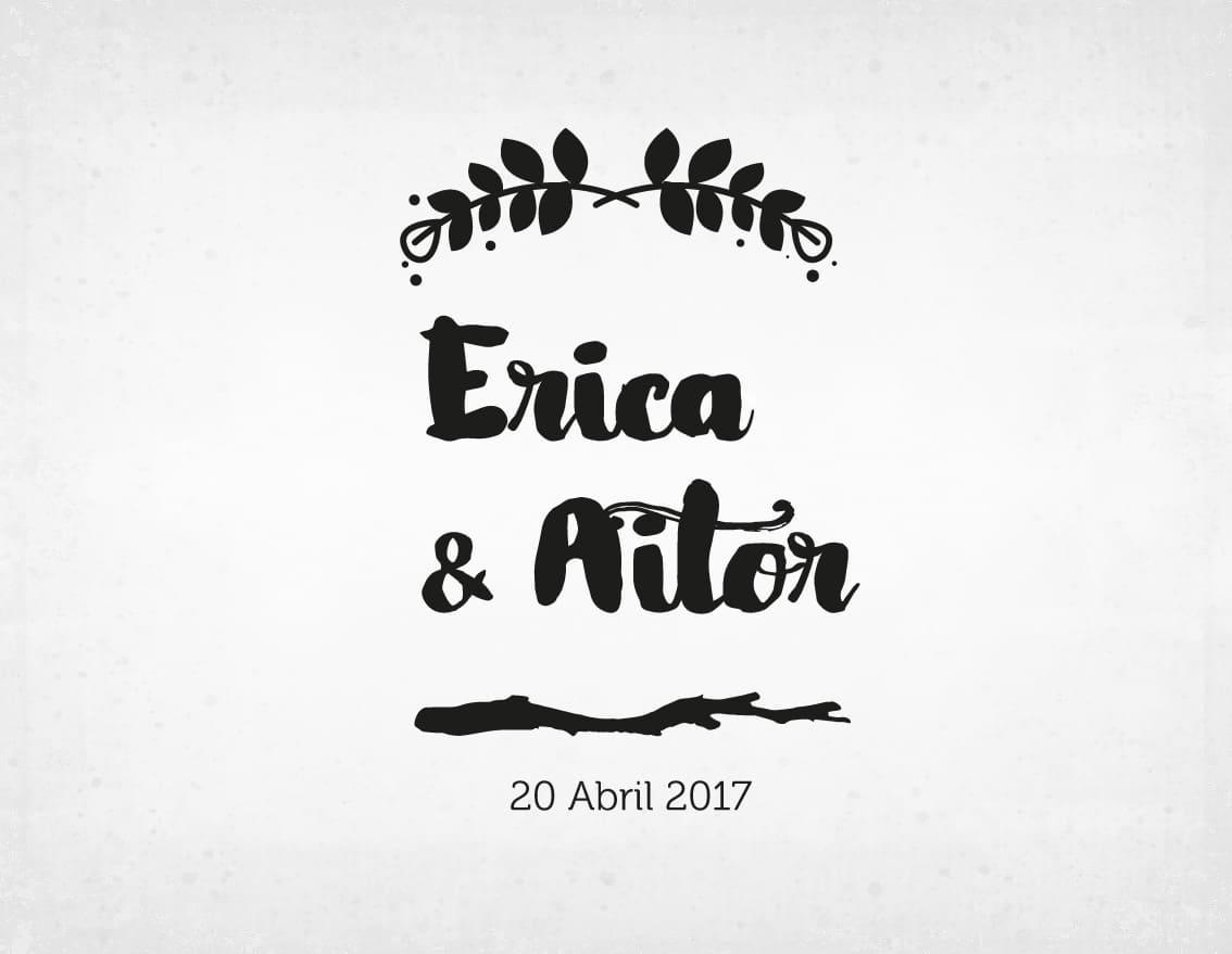 sello-boda-vintage-erica-y-aitor