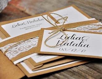 "Invitación de boda ""KEEP CALM & CELEBRATE THE BODORRIO"""