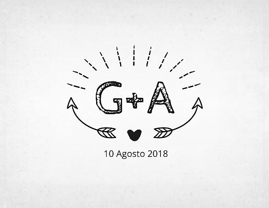 sello-boda-flechas-g+a