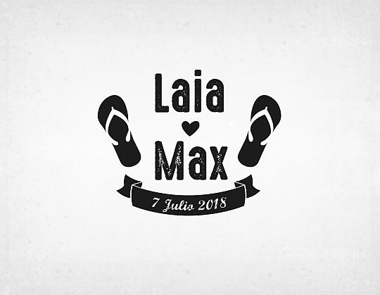 sello-boda-playero-laia-y-max