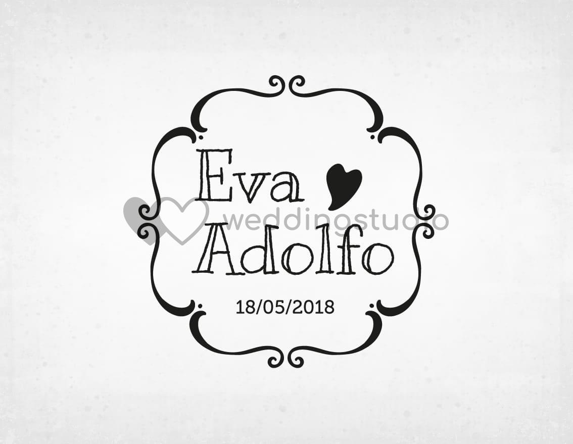 """Sello boda """"LOVE ME"""""""